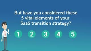 SaaS migration guide Higher Ed