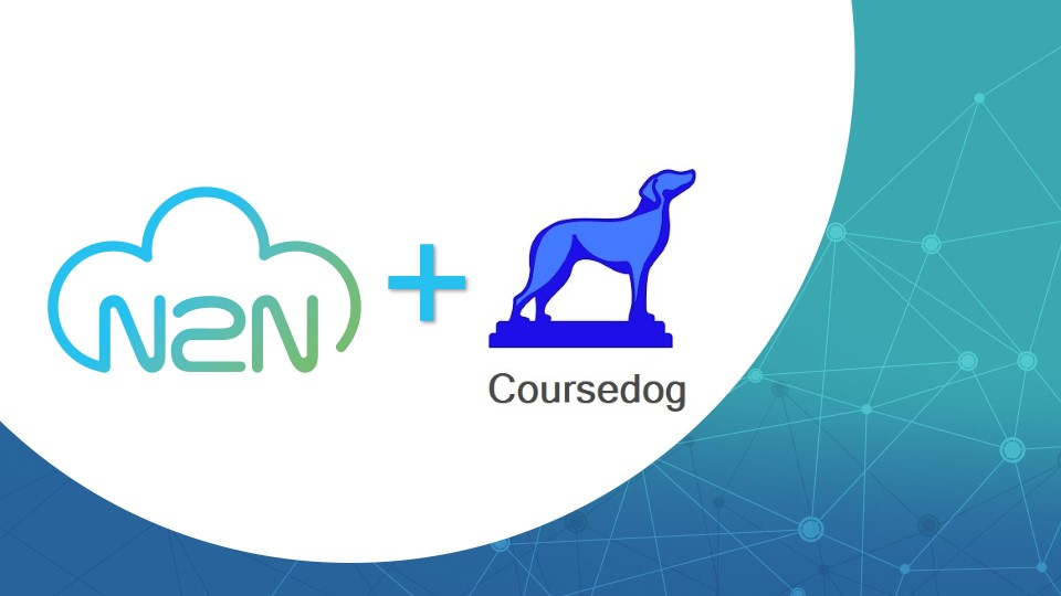 Coursedog partners with N2N Services to provide real-time integration to customers.