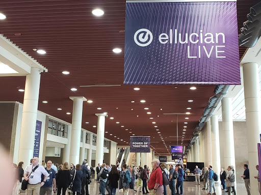 Foyer at Ellucian Live 2019