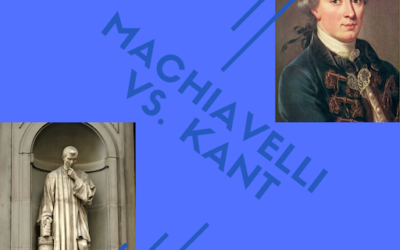Fantasy Philosophy: Machiavelli vs. Kant?