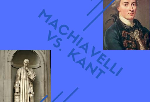 Machiavelli vs Kant